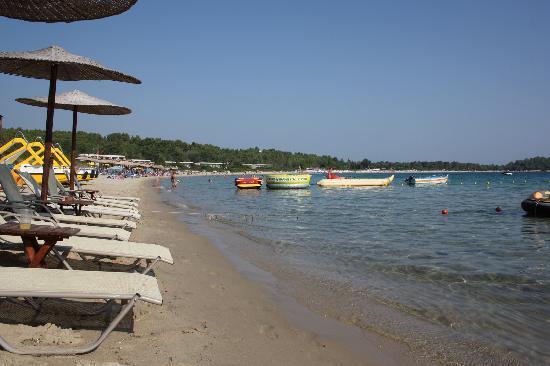 Paliouri, Grecja: beach