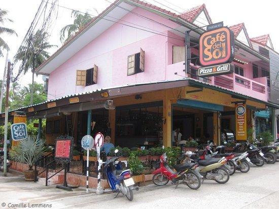cafe del sol: Café del sol