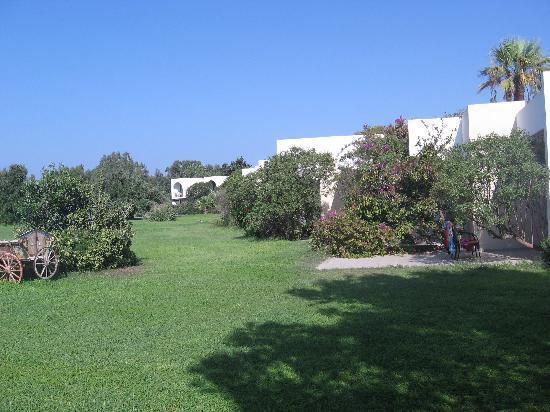Caravia Beach Hotel: il parco