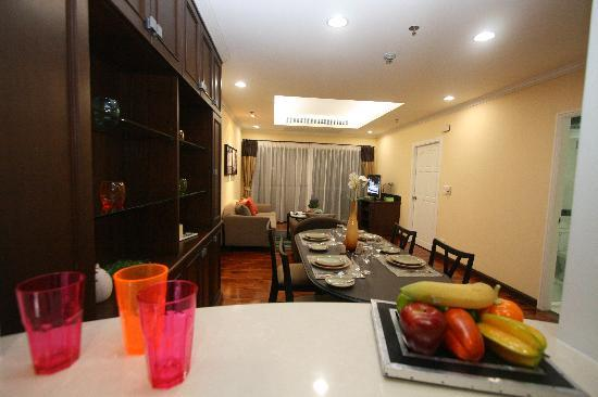 CNC Residence Living Room
