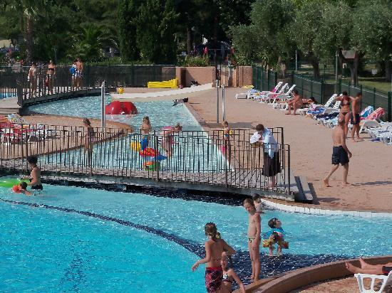 Camping Le Soleil : Childrens Pool