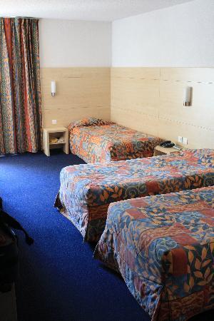 Hotel Alba: camera tripla 618