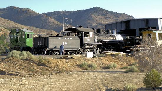 Virginia & Truckee Railroad 사진