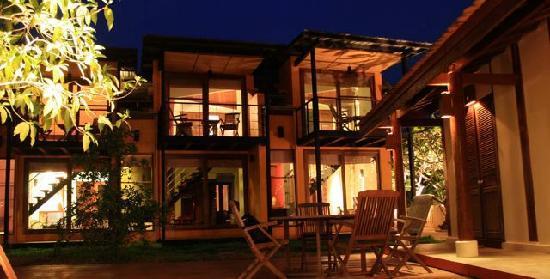 Inthira Hotel: Blick auf die Appartements