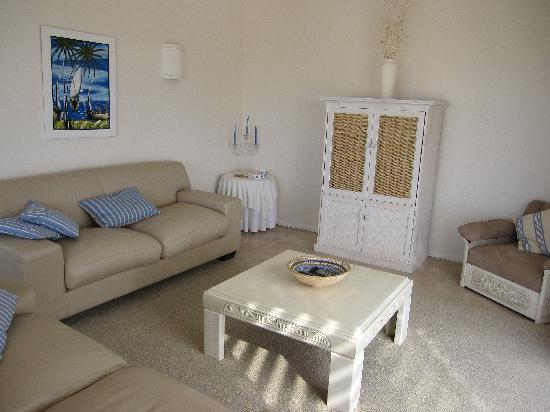 Baia Moya Self-Catering : The Lounge