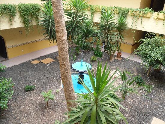 Marino Tenerife: Hotel Garden
