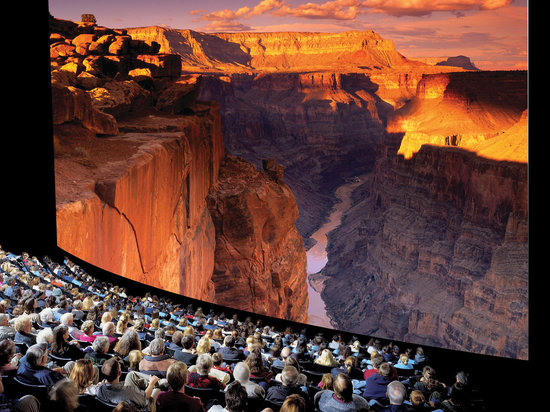 Tusayan, AZ: Grand Canyon IMAX Theater