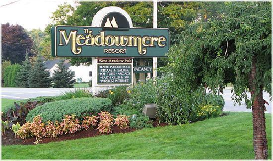 ogunquit fitness center picture of meadowmere resort. Black Bedroom Furniture Sets. Home Design Ideas