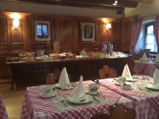 Ottrott, Frankrike: La Colazione