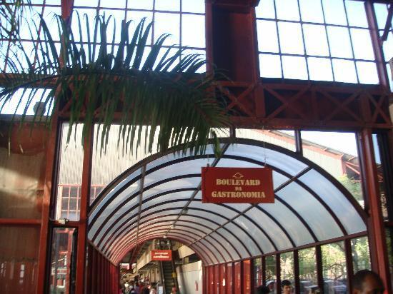 Belem, PA: Estação das Docas