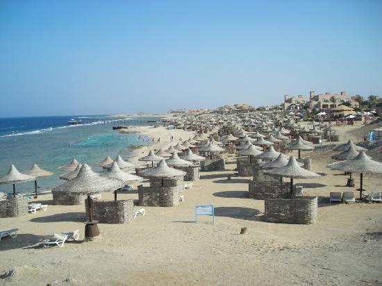 LTI Akassia Beach: la spiaggia