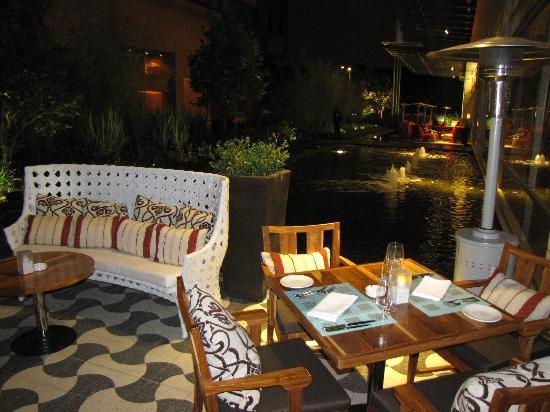 Bogota Marriott Hotel: Restaurant