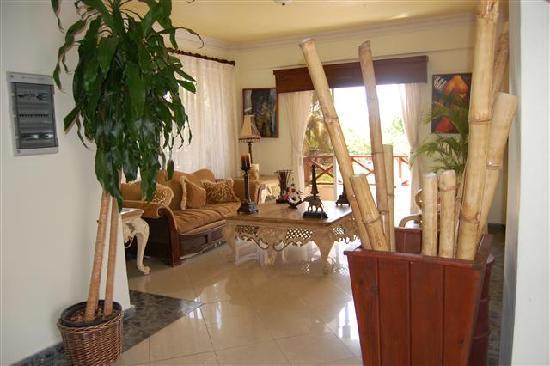 Bavaro Punta Cana Hotel Flamboyan: Lobby Hotel Flamboyan
