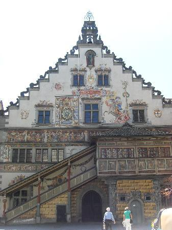 Lindau, Germany: Rathaus