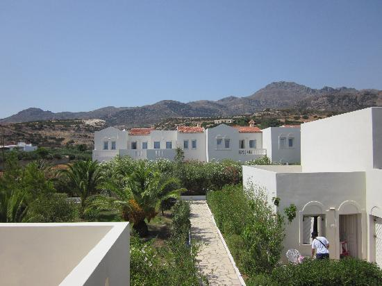 Cherry Village : camere