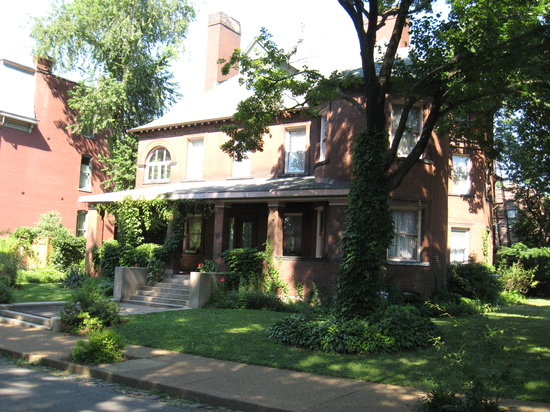 ليمان هاوس بيد آند بريكفاست: Lehmann House - St. Louis, MO