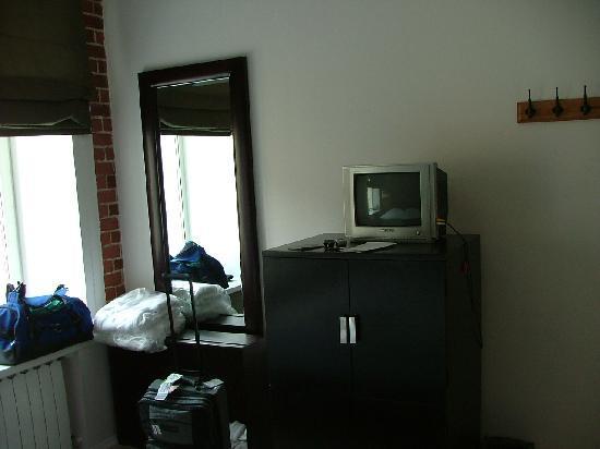เปตรอฟก้าลอฟท์: room