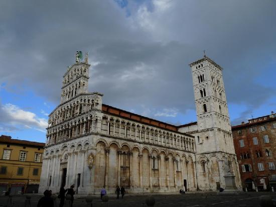 Toscane, Italië: Lucca