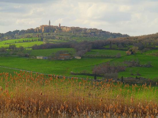 Toscane, Italië: Pienza