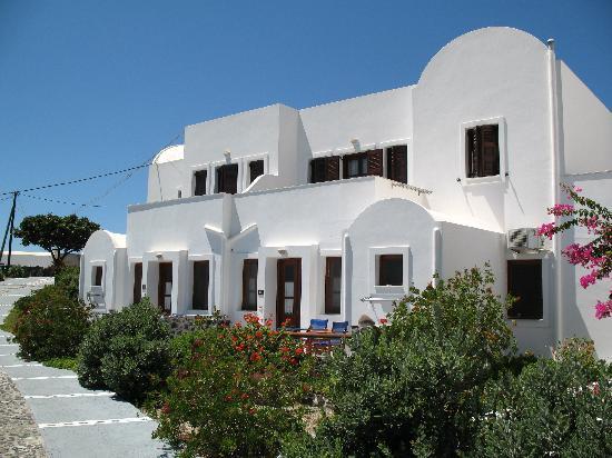 Rhapsody Traditional Apartments: Gli appartamenti