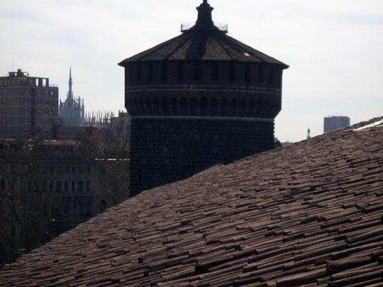 B&B Roma Centro San Pietro: Famiglia di Milano in vacanza a Roma