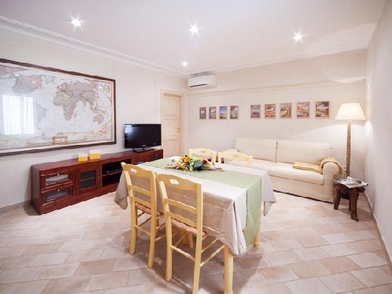 Appartamento Nonna Giulietta : Soggiorno