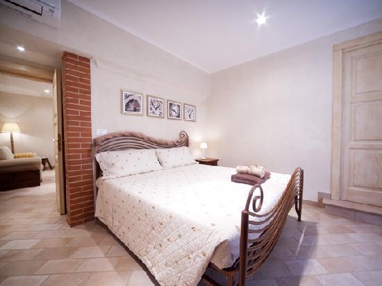 Appartamento Nonna Giulietta : Letto