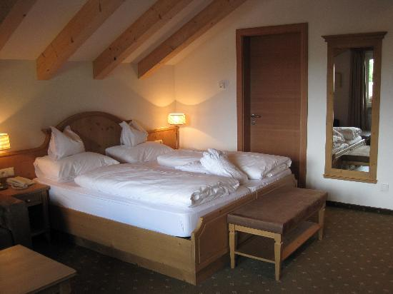 Hotel Grones: Bedroom