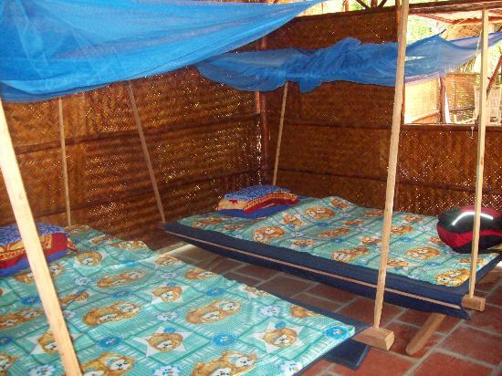 Ben Tre Homestay Beds