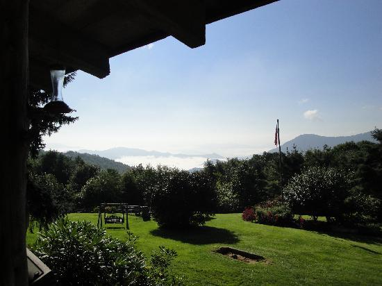 The Swag: Porch View