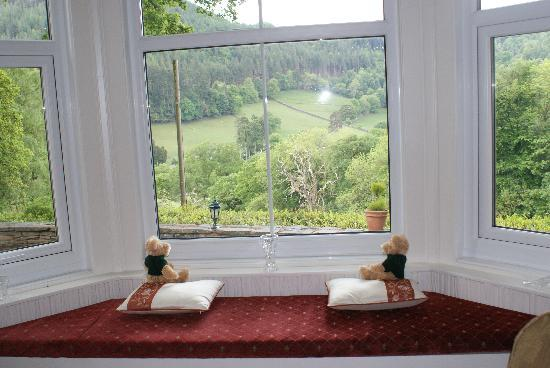 Tan Dinas Country House: Teddies view