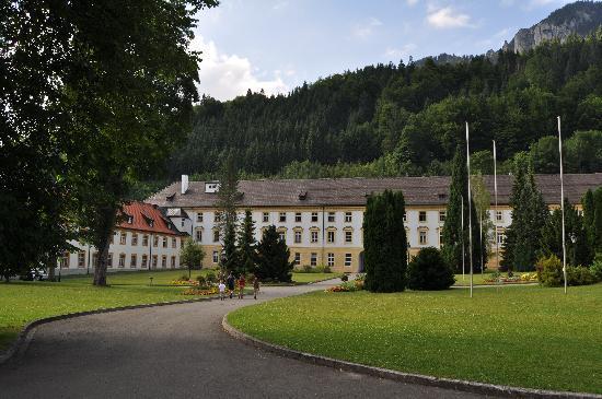 Benediktinerabtei Ettal: Monastery grounds