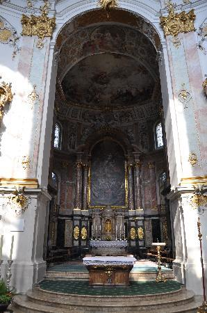 Benediktinerabtei Ettal: Church Altar