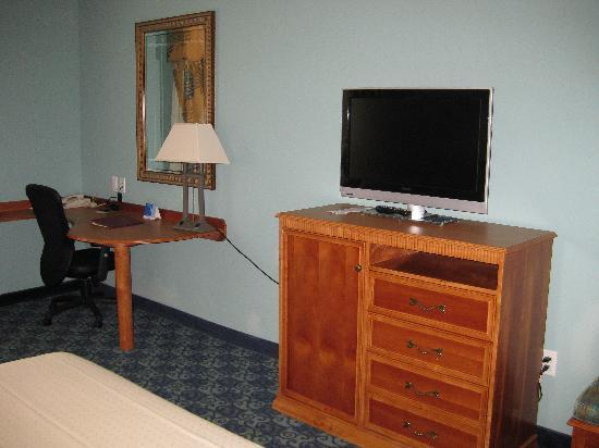Holiday Inn Winter Haven: Flat screen TV