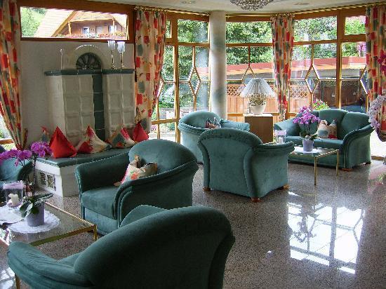Hotel Ludinmuhle : Eingangsbereich