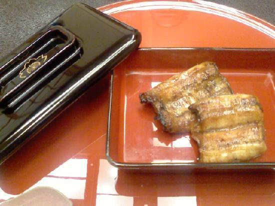 Sakuraya: 焼物: 鰻