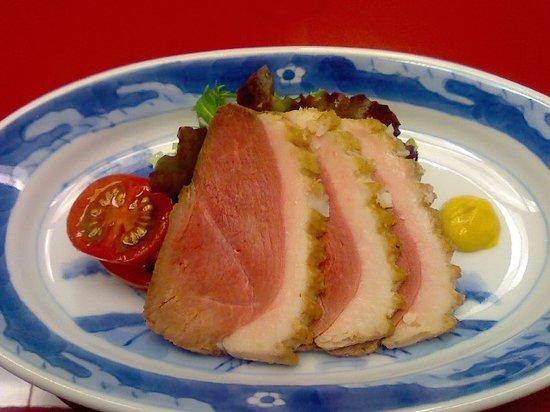 Sakuraya: 蒸物: 信州合鴨