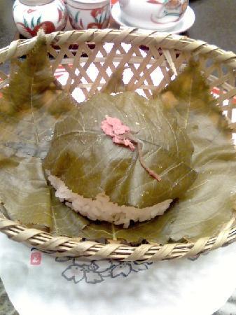 Sakuraya: 御飯: 鰻桜蒸