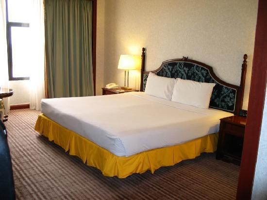 Double room - Picture of Grand Riverview Hotel, Kota Bharu ...