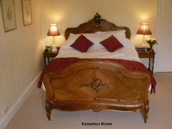 Tewkesbury, UK: Kemerton Room