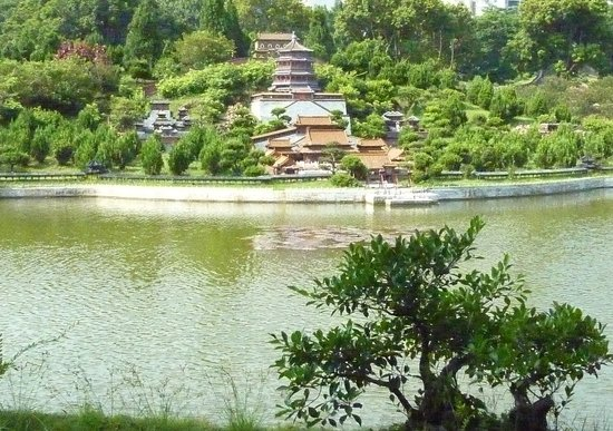 Chinese Folk Culture Village: Park in Culture Village