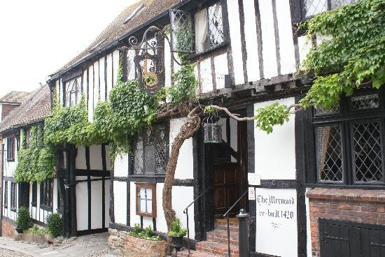 Rye, UK: Great Restaurant