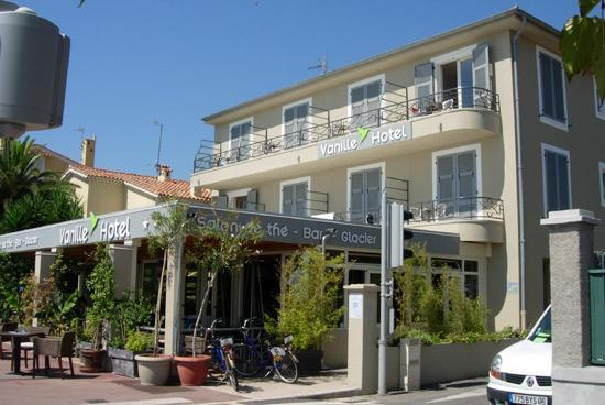 Hotel Le Vanillé: hotel Vanille