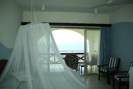 Voyager Beach Resort: Room with a view