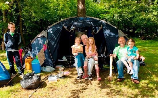 ويستبورت, أيرلندا: Caravan & Camping Park onsite with fantastic free amenities and great value deals
