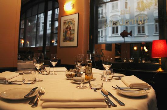 La Mirabelle : restaurant