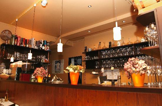 La Mirabelle: restaurant