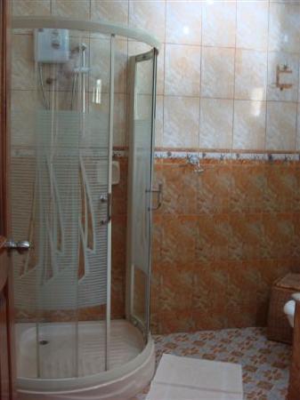 Casa De Leela: Baño
