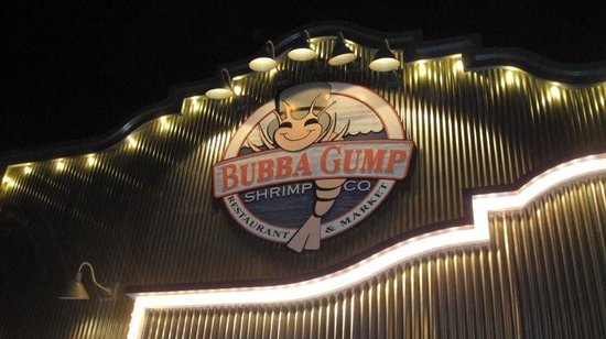 Bubba Gump Shrimp Co. Restaurant and Market