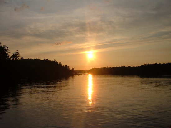 Casco, ME: Sunset Cruise!!